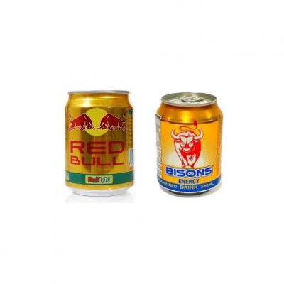 Red Bull Energy & Bisons Energy