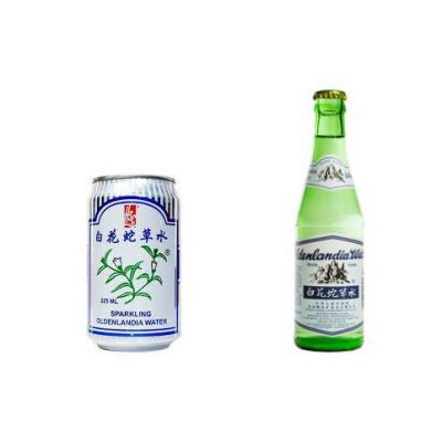 Laoshan Sparkling Oldenlandia Water & Oldenlandia Water