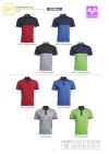 Sublimation Polo SP7 Sublimation Polo SP Collar Polo Tee Sublimation Shirt