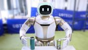 UBTech, a global leading AI and robotic company from China