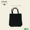 CVB 001 Black Canvas Bag 001