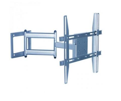 W&H C-01 TV LCD Wall Mount Bracket with Single Arm
