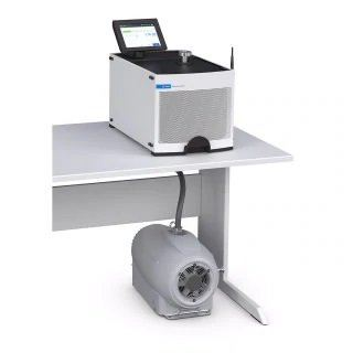 Agilent HLD BD15 Bench Dry Helium Leak Detector , Sniffer