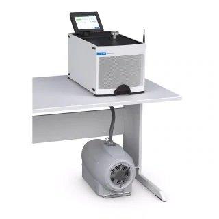 Agilent HLD BD15 Bench Dry Helium Leak Detector , Sniffer