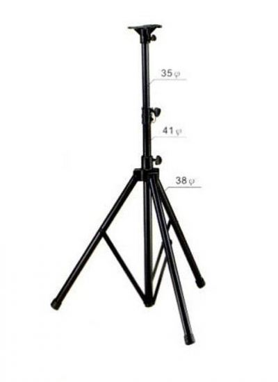 W&H S818 Heavy Duty Stand for 12 Inch Speaker