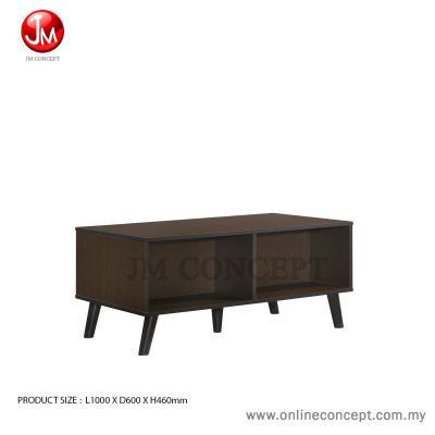JM Concept MAHAGONY Coffee Table