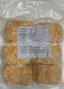 OTS-036 Frozen Salmon Fry 50gm (HALAL) 冷凍炸三文鱼