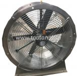Air Motor Axial Fan