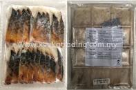 OTS-130 Grilled Saba Sliced 12gm 烤鲭鱼片