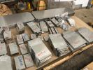 Part casing and Vending Machine Stainless Steel Plate Laser Cutting