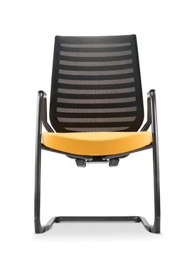 Presidential Visitor Netting chair AIM8214N-ECL