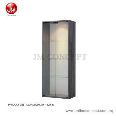 JM Concept Freezy Wall Mounted Storage Cabinet
