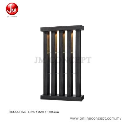 JM Concept Lively Living Room Modern Display Divider (4 Feet)