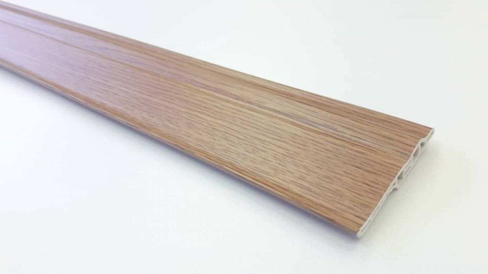 (PSK70-1011) 70mm PVC Skirting - Oak