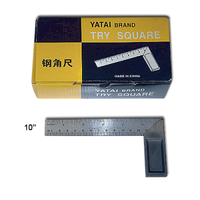 "*^  E    10""   TRY SQUARE - 00566C"