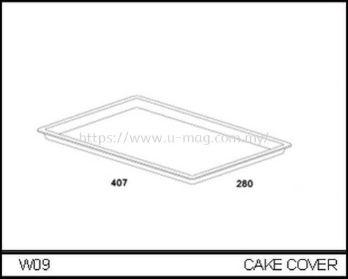 W09 CAKE COVER