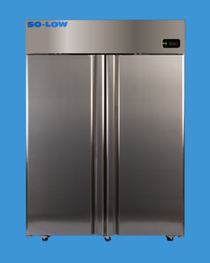 SO-LOW LABORATORY FREEZERS DHS25-49SD-SS