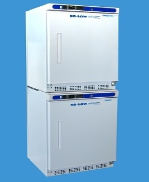 So-LOW REFRIGERATOR / FREEZER COMBINATION UNITS DH-9RFDA