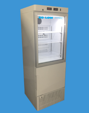 SO-LOW REFRIGERATOR / FREEZER COMBINATION UNITS DH-10RFDA