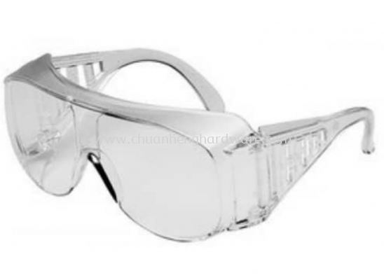 safety googles (clear )