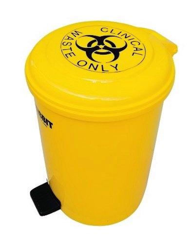 RABBIT CLINICAL WASTE BIN - 18lt RABBIT CLINICAL WASTE BIN