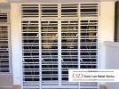 Powder Coated Metal Door Grill / Window Grill Powder Coated Metal Door Grill / Window Grill