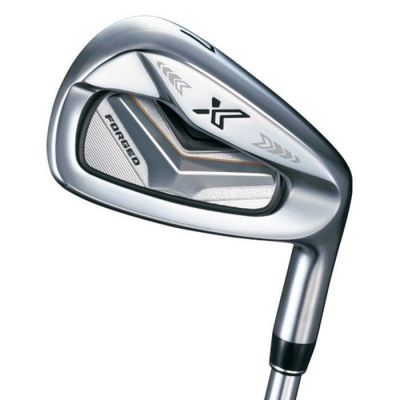XXIO Forged X Steel Iron SR Flex  NSPRO 920GH 5-9pas 8 pieces