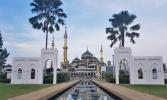 The Crystal Mosque Terengganu  Inbound
