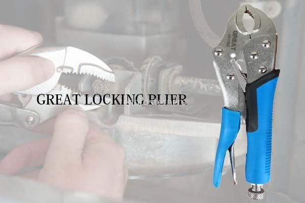"10"" GREAT LOCKING PLIER"