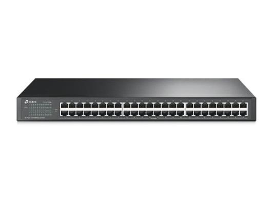 TL-SF1048. TPlink 48-Port 10/100Mbps Rackmount Switch