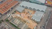 18 Units Shop Lot Roof Works at Bukit Gambir, Johor Bahru 18 Units Shop Lot Roof Works at Bukit Gambir, Johor Bahru Commercial - Completed Projects