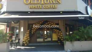 OLD TOWN BALLOON ARCH - OPENING AT SS2 ON 13TH DEC 2019