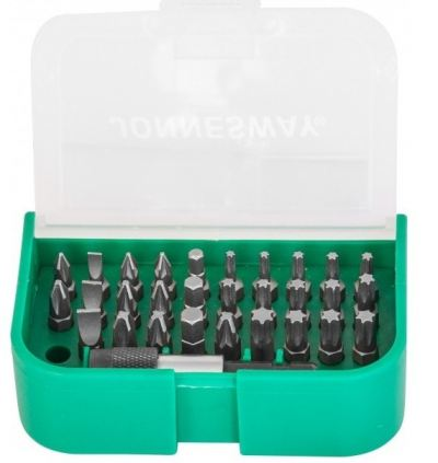 31PCS SCREWDRIVER BIT SET (DBT31B)