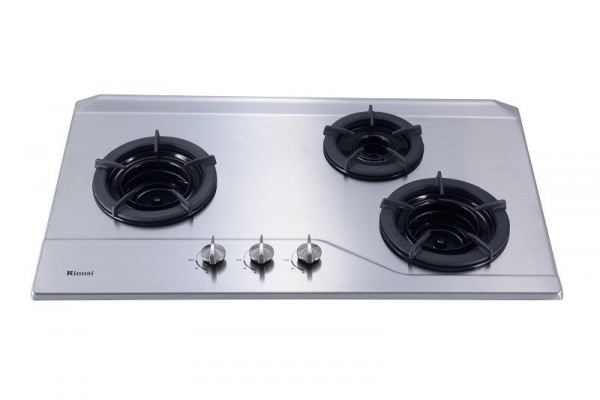 3 INNER BURNER GAS HOB RB-3SI-C-S