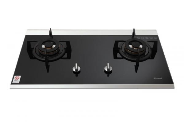 RINNAI 2 BURNER GAS HOB RB-7502D-GBS