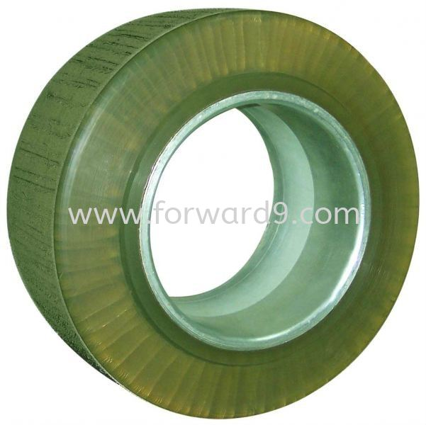 Cold Room Wire Mesh Drive Wheel  Reach Truck Wheel Polymer ( PU / Rubber etc )