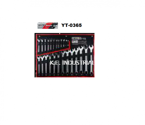Combination Spanner Set 6-32MM