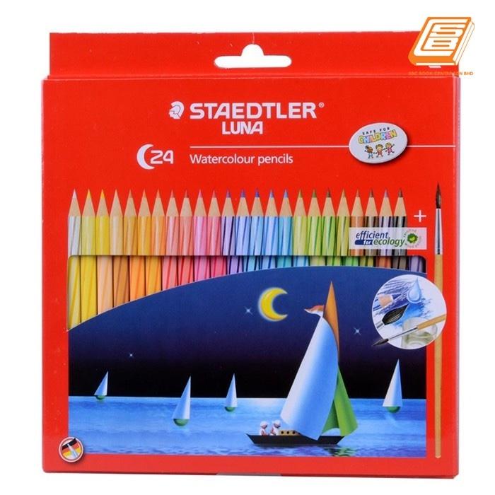 Staedtler 24 Watercolour Pencils - (61SET34)