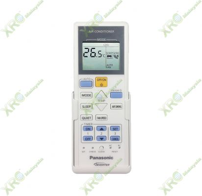 03690 PANASONIC AIR CONDITIONING REMOTE CONTROL