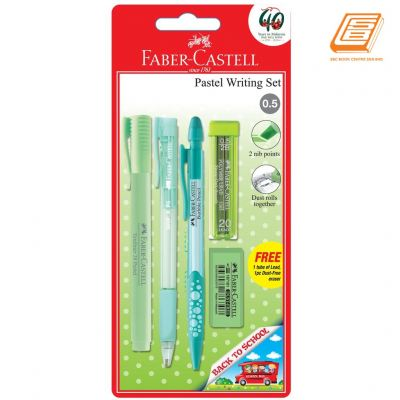 Faber Castell Pastel Writing Set - (100-108-076)