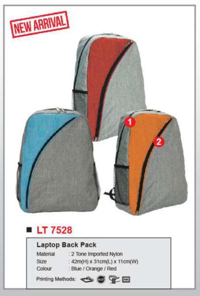 Laptop Back Bag LT7528