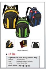 Laptop Back Bag LT520