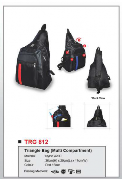 Back Pack TRG812