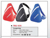 Back Pack TRG1078