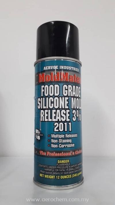 AERVOE MOULDMATES 2011 Food Grade Silicone Mold Release