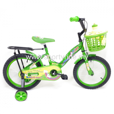 "16"" Girl Bike Sava 1647"