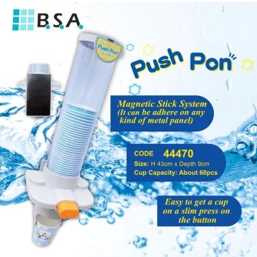Push Pon Cup Dispenser