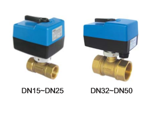 Sinro Motorized Ball Valve