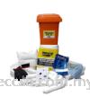 Crisben Mobile Oil Spill Kit Bin Spill Kit and Spill Pallet