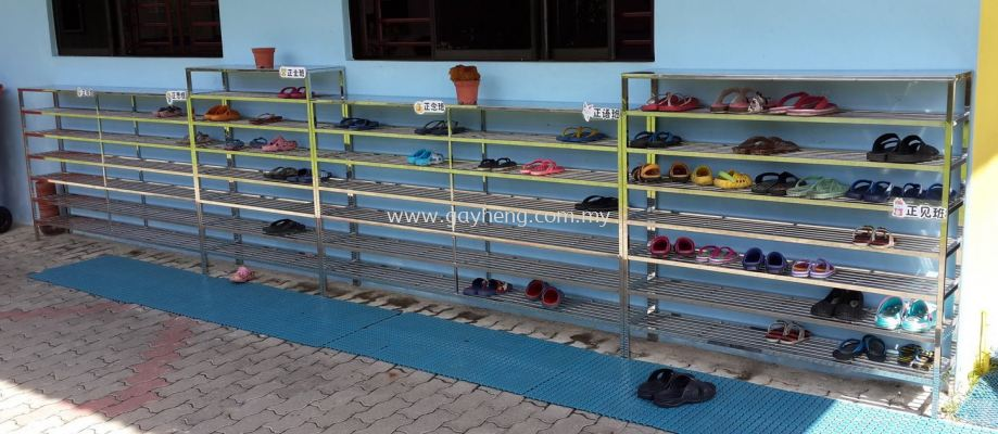 Stainless Steel Shoes Storage �׸�Ь��